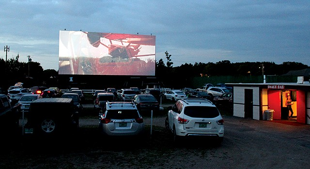 Sunset Drive-In - KIRSTEN CHENEY