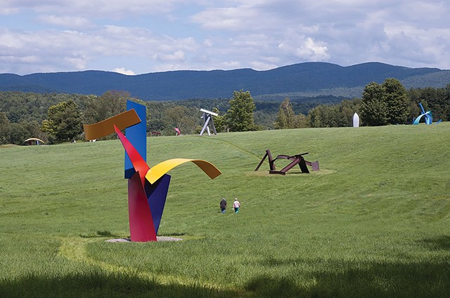 COURTESY OF COLD HOLLOW SCULPTURE PARK