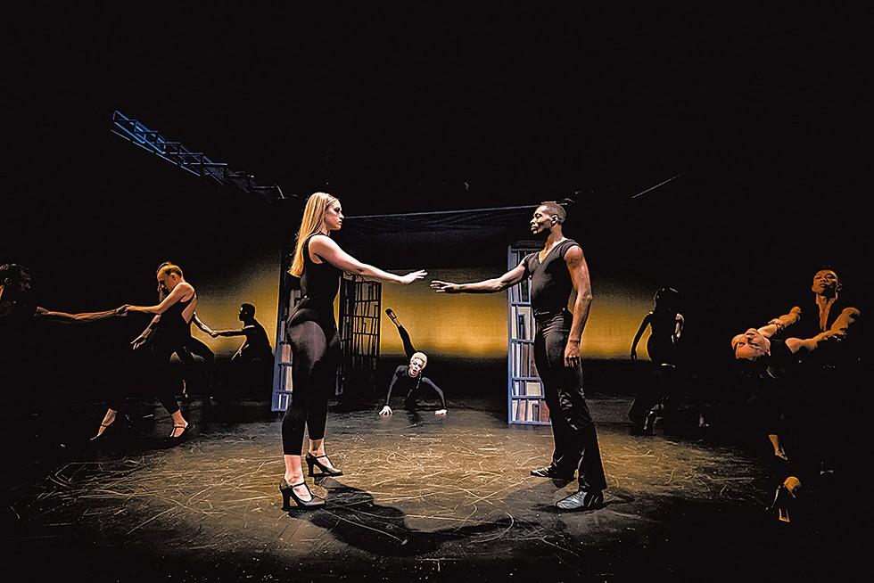 Spectrum Dance Theater: A Rap on Race