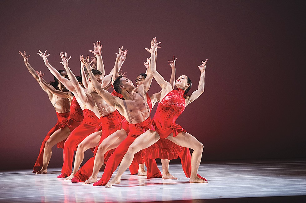 Ballet Hispánico - COURTESY OF PAULA LABO