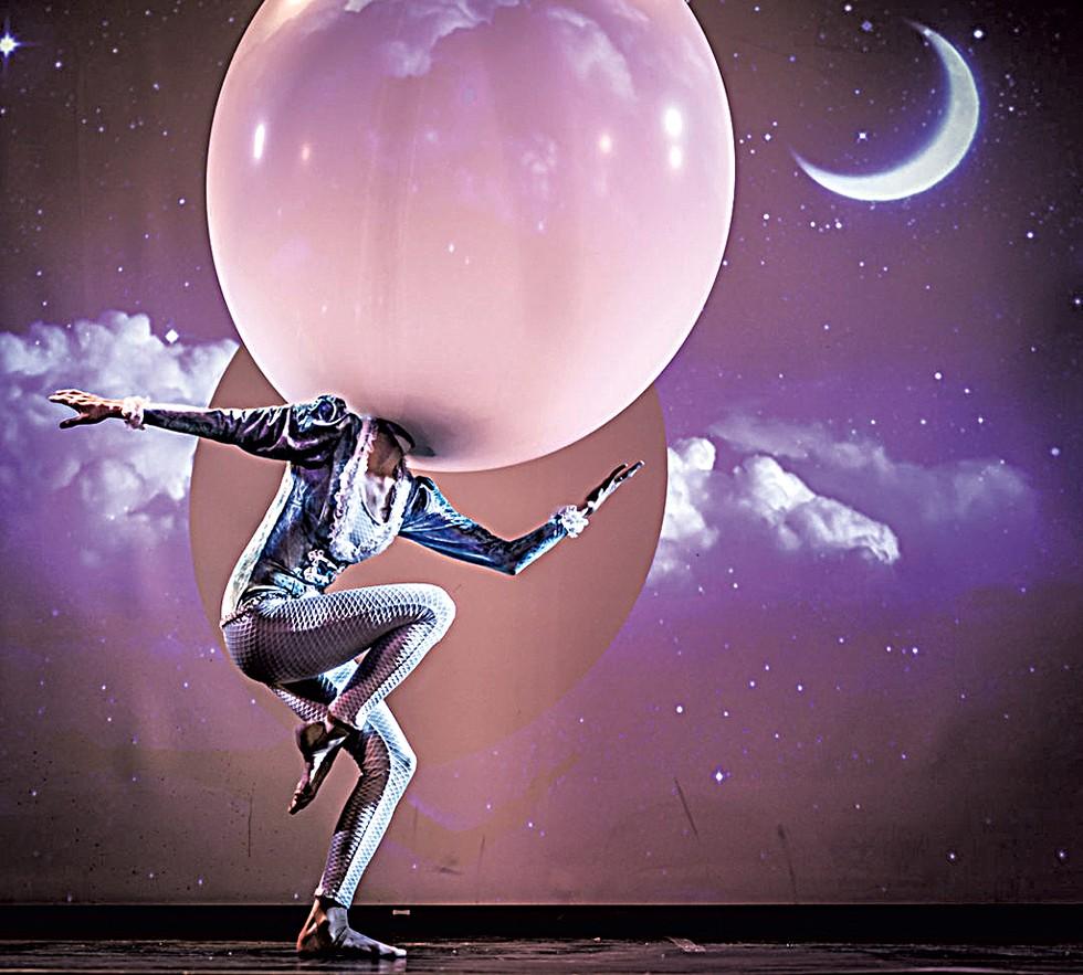 'Shimmer: A Winter Cirque Reverie'