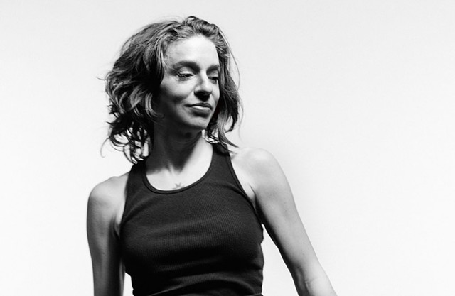 Ani DiFranco - COURTESY PHOTO