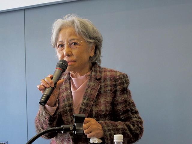 Shigeko Sasamori - COURTESY OF ROBERT CROONQUIST