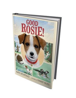 Good Rosie!, Candlewick Press, 32 pages. $16.99.