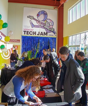 Tech Jam 2018 - STEPHEN MEASE