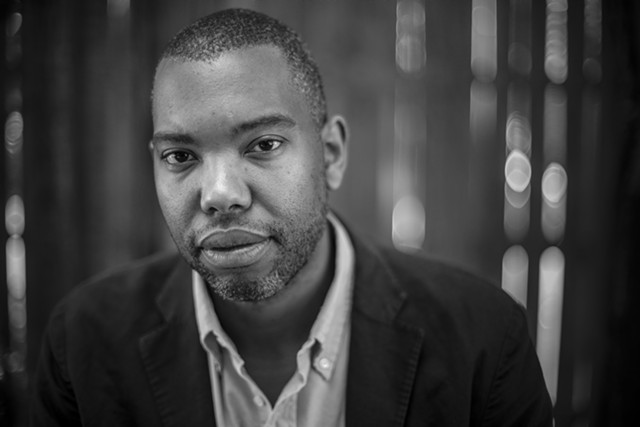 Ta-Nehisi Coates - COURTESY OF GABRIELLA DEMCZUK