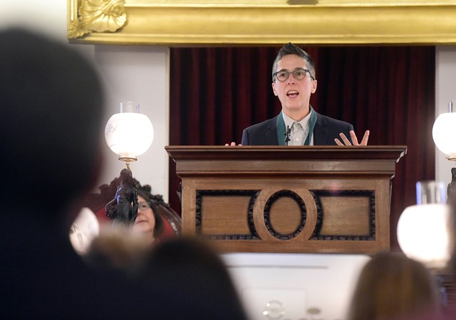 Alison Bechdel - JEB WALLACE-BRODEUR