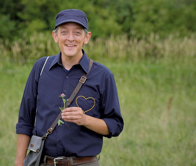 Chris Dorman - COURTESY OF VERMONT PBS