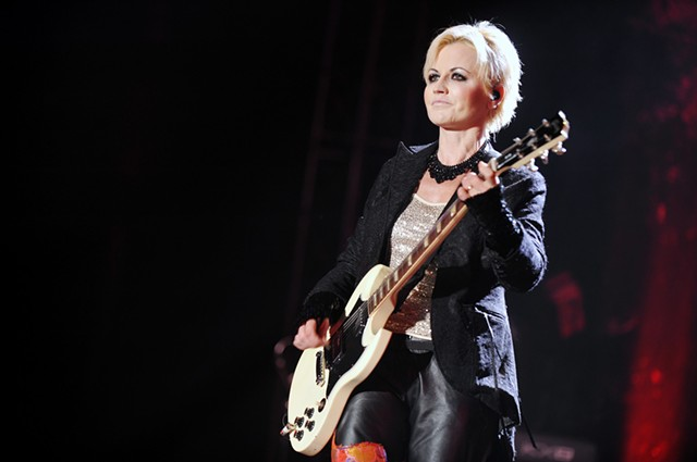 Dolores O'Riordan - FILE PHOTO