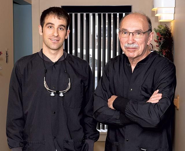 Brandon Vanasse and Dennis LeBlanc - DON WHIPPLE