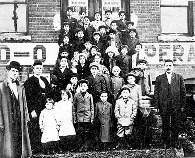 Old Labor Hall