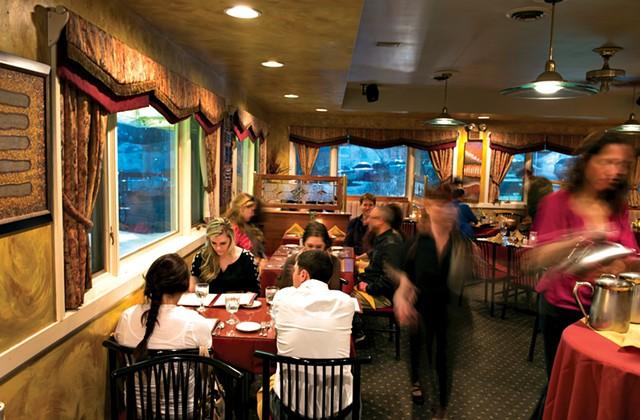 Choices Restaurant and Rotisserie in Killington - CALEB KENNA