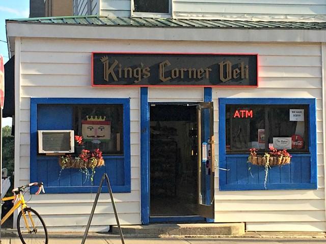 King's Corner - FILE: ALICE LEVITT