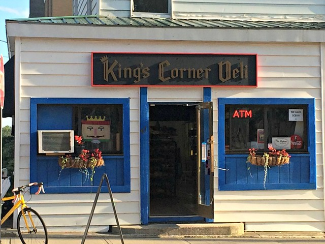 King's Corner - FILE: ALICE LEVITT
