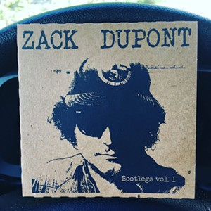 Zack DuPont, Bootlegs Vol. 1