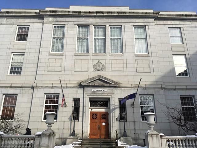 Vermont Supreme Court - MARK DAVIS