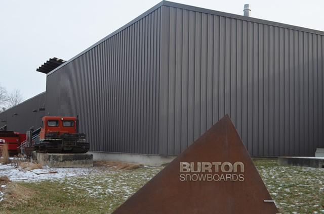 Burton HQ - SASHA GOLDSTEIN