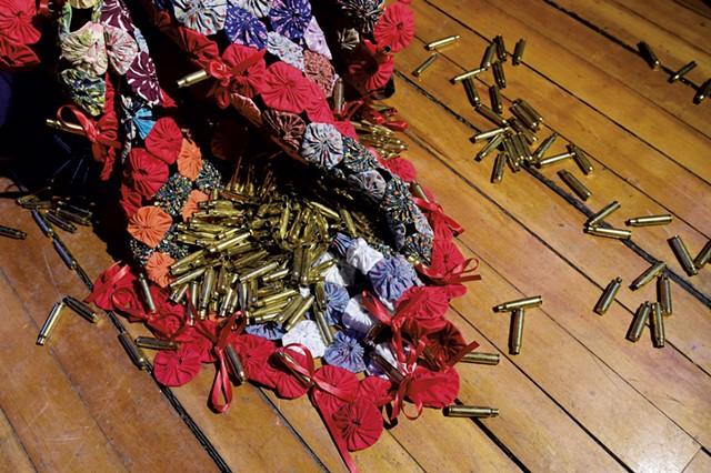 Susan Calza Gallery - JEB WALLACE-BRODEUR