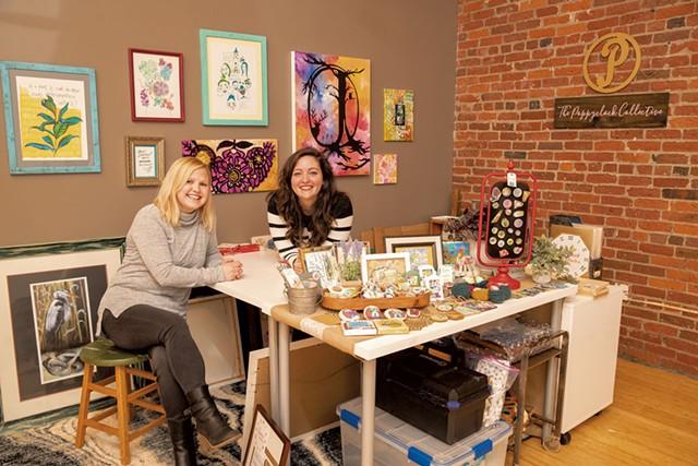 Haley Bishop Rockwood and Deanna Lynn Kerley - JAMES BUCK