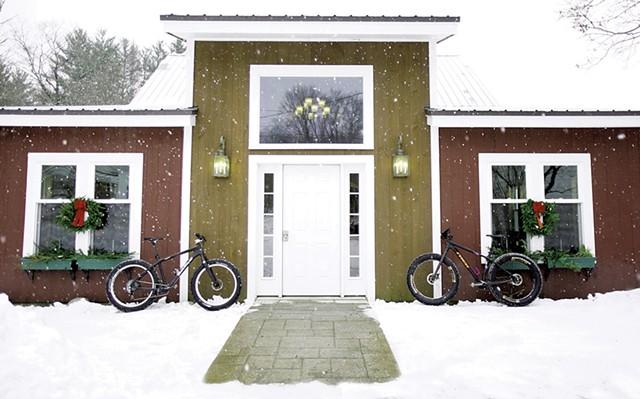 WilloBurke Boutique Inn + Nordic Spa - COURTESY OF ALIVIA BERTOLINI