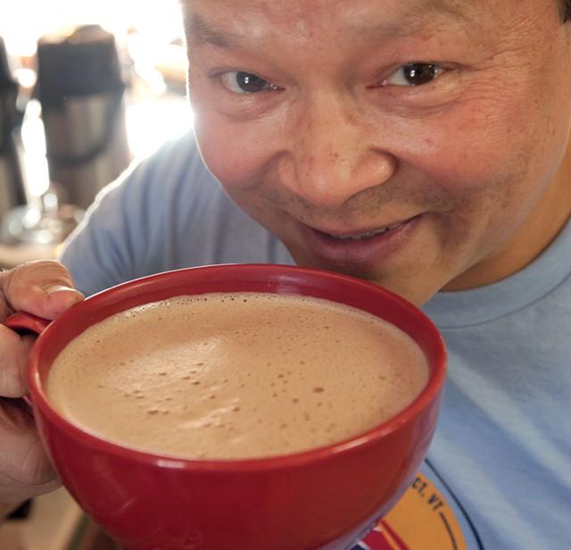 Firebird Café owner Jake Tran - MATTHEW THORSEN