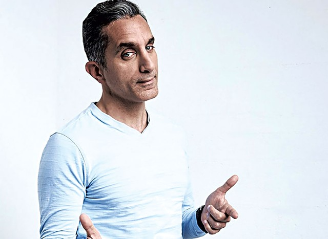 Bassem Youssef - COURTESY PHOTO