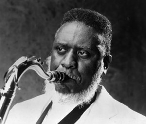 Pharoah Sanders - COURTESY OF PHAROAH SANDERS