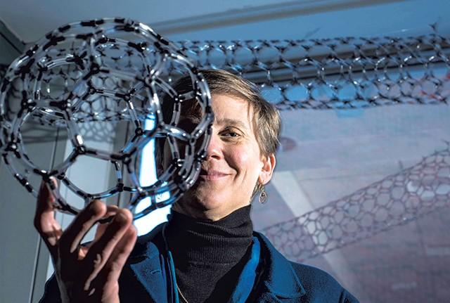 Linda Schadler - GLENN RUSSELL