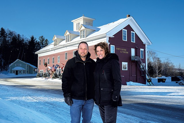 David Lamoureux and Melinda Gervais-Lamoureux - DON WHIPPLE