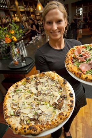 Neapolitan pies at Pizzeria Verità - FILE: MATTHEW THORSEN