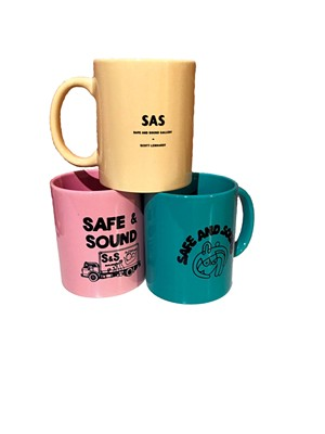 Safe and Sound Gallery mugs - PAMELA POSLTON