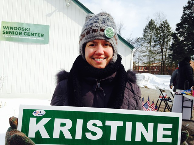 Kristine Lott - MOLLY WALSH