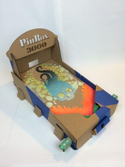 The PinBox 3000 - PETE TALBOT