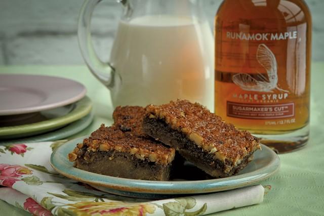 Runamok snacks - COURTESY OF RUNAMOK MAPLE