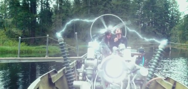 The time machine in Safety Not Guaranteed - FILMDISTRICT