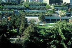 Peter Ker Walker's Work: Oakland Museum, CA