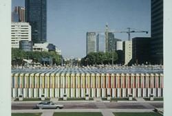 Peter Ker Walker's Work: La Defanse, Paris, France