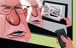 Bernie Sanders - FILE: SEAN METCALF
