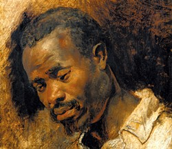 """""""Head of a Negro,"""" Peter Paul Rubens - COURTESY OF THE HYDE COLLECTION"""