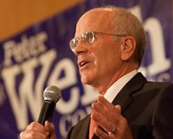 Congressman Peter Welch - FILE: MATTHEW THORSEN
