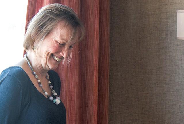 Patricia Happy - DEREK BROUWER