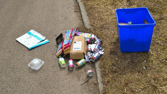 Recyclables - BRYAN PARMELEE
