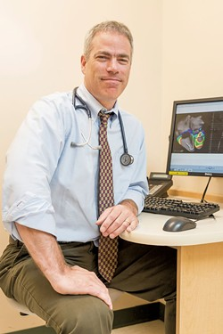 Dr. Peter Spector - OLIVER PARINI