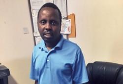 Mohamed Abdi - MARK DAVIS