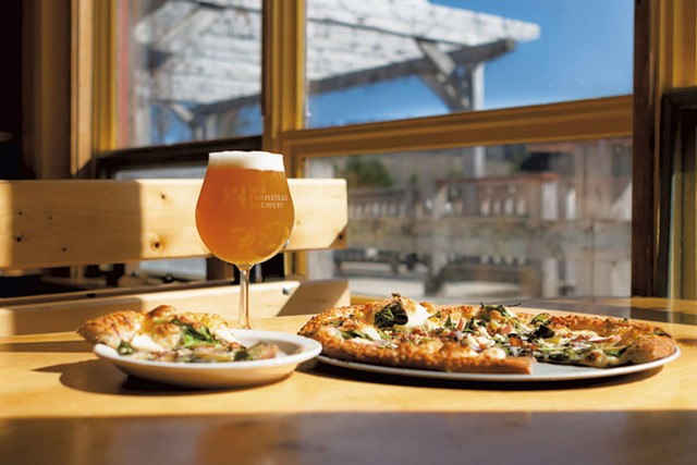 A Mud Season Celebration With Hill Farmstead at Parker Pie - COURTESY OF BOB M. MONTGOMERY