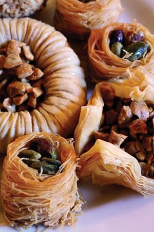 Sarkis's Mediterranean Restaurant - JEB WALLACE-BRODEUR