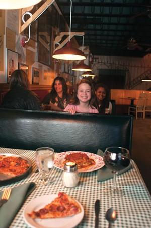 The Palms Restaurant - CALEB KENNA