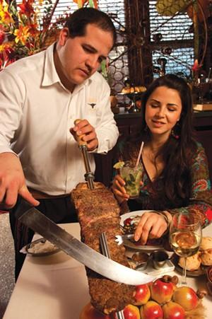 Souza's Brazilian Steakhouse - MATTHEW THORSEN
