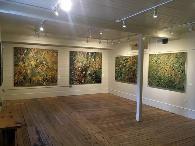 Cameron Davis exhibit at Northern Daughters Annex Gallery - COURTESY OF NORTHERN DAUGHTERS