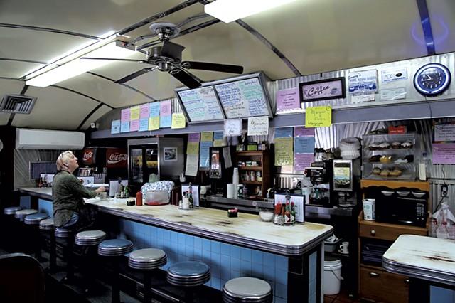 Sonny's Blue Benn Diner - JANA SLEEMAN
